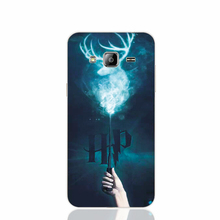 18207 Harry Potter Movie Poster Magic Wand Unique cell phone case cover for Samsung Galaxy J1 ACE J5 2016 J7 N9150