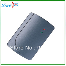 High quality low cost 13.56mhz low frequency MF 1K waterproof wiegand 26 rfid reader card access control system(China)