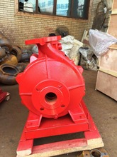 2016 new fire water pump fire sprinkler pump made in china(China)