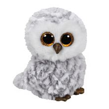 15cm 6 inch Ty Beanie Boos Plush Toy Owlette the Owl Stuffed Animal Kids Toy Christmas Gift 2016 hot sale