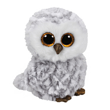15cm 6 inch Ty Beanie Boos Plush Toy Owlette the Owl Stuffed Animal Kids Toy Christmas Gift 2016 hot sale(China)