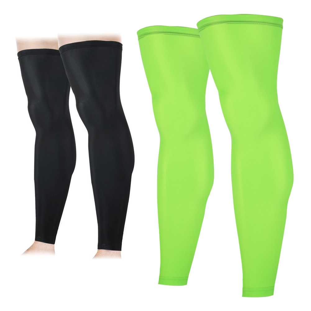 New Arrival Men Women Outdoor Bike Cycling Leg Warmer Cover UV Sunscreen Protection