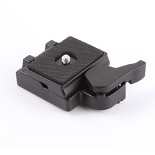 Camera 323 RC2 Quick Release Plate & Clamp Adapter for Manfrotto Tripod 200PL-14(Hong Kong)