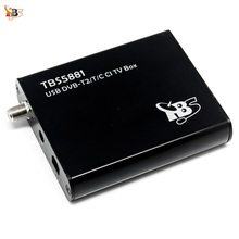 TBS5881 DVB-T2/T/C USB CI TV Box for Watching Digital Terrestrial/cable PayTV Channels on your PC(China)