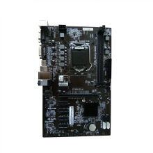 ETH / ZEC new mining board FOR for Rainbow H81A-BTC V20 motherboard 1150 DDR3 6 PCIE slot ATX(China)