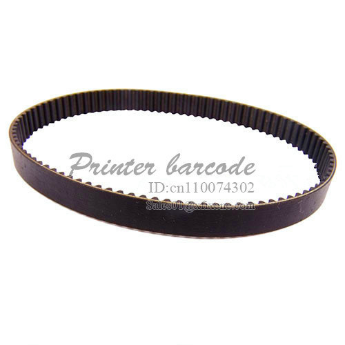 For intermec CL408E Printer 100% New Printer Rubber belt Rotational band 127MXL/ CL408E Conveyor belt <br><br>Aliexpress