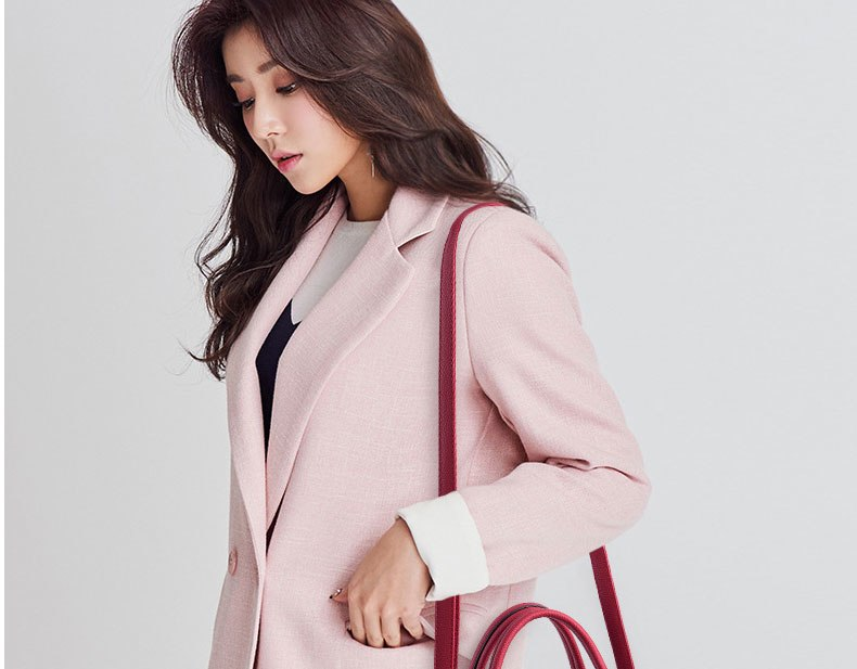 WENYUJH New 18 Elegant Shoulder Bag Women Designer Luxury Handbags Women Bags Plum Bow Sweet Messenger Crossbody Bag for Women 25