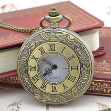 50pcs/lot  Retro Classic Collection Flip Pocket Watch  Big Size Pocket  Watchss Christmas Gift  Watch  New Year Promotion