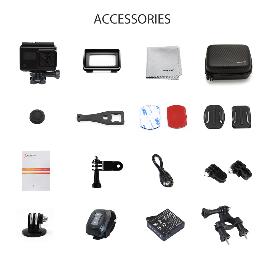SOOCOO_S200_Sports_Action_Camera_Ultra_HD_4K_with_WiFi_Gryo_Voice_Control_External_Mic_GPS_2.45_Touch_LCD_Screen_29_