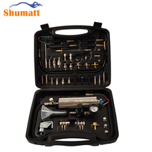 Universal Automotive Non-Dismantle Fuel System Cleaner Auto gasonline Injector Clean Car Repair Tool Kits For Petrol Vehicle(China)