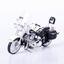 Meritor figure 1:18 simulation model of Harley Davidson motorcycle alloy factory Harley Harley for baby toys