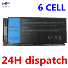 HSW Replacement Laptop Battery for Dell Precision M4600 M6600 Series 0TN1K5 FV993 PG6RC R7PND DP/N0TN1K5 bateria akku