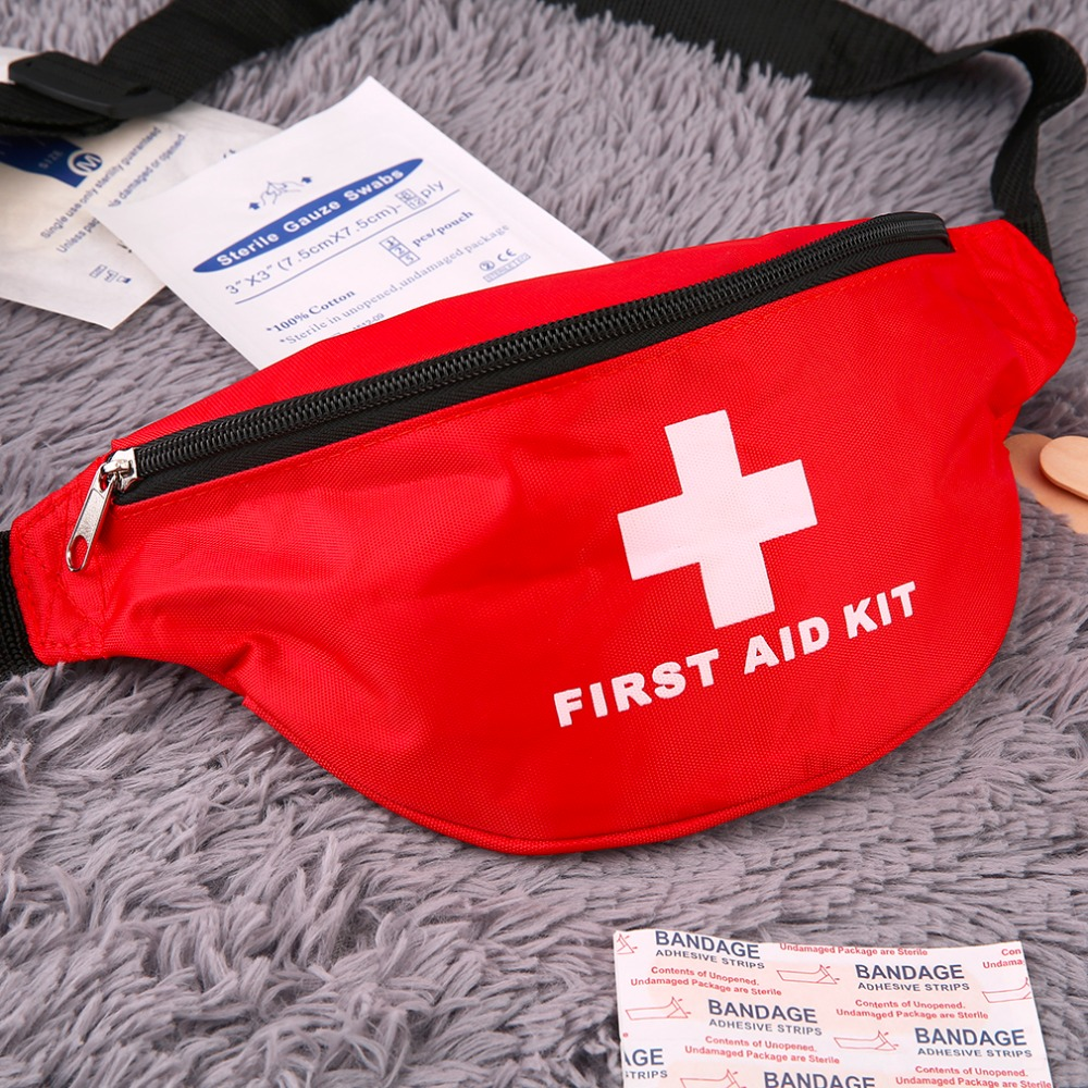Outdoor Sports Camping Home Medical Emergency Survival First Aid Kit Bag<br><br>Aliexpress
