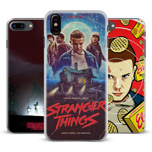 Buy Stranger Things TV Series Coque Mobile Phone Case Cover Shell Apple iPhone X 8Plus 8 7Plus 7 6sPlus 6s 6Plus 6 5 5S SE 4S 4 for $2.69 in AliExpress store