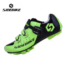 Sidebike Cycling Shoes MTB Men Mountain Bike Self-Locking Shoes Breathable Bicycle Shoes Cycling Shoes zapatillas ciclismo(China)