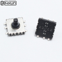 2pcs10*10*9mm 6pin Tactile Tact Mini Push Button Switch 10*10*9mm 5 Positioning Column Mobile Navigation Switch
