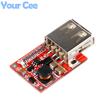 DC-DC Converter Output Step Up Boost Power Supply Module 3V to 5V 1A USB Charger For Phone MP3 MP4 96% Efficiency(China)