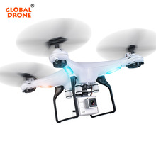 Buy Global Drone Quadrocopter Selfie Drone Camera HD Wide Angle Wifi FPV Dron Auto Return Altitude Hold VS Syma X5C for $54.24 in AliExpress store