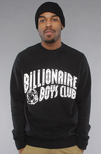 BILLIONAIRE BOYS CLUB sweatshirts sweats hoodie BBC o neck clothes hip hop clothing rock hiphop jumper fleece pullover(China)