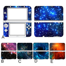Mini Game Stickers Set Controller Cover Skin Decoration Accessory for Nintendo Nintend New 3DS LL XL 3DSLL 3DSXL Console Host
