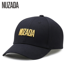 Brand NUZADA Limited Edition Baseball Cap For Men Women Couple Embroidery Bone Cotton Hats Snapback Internal Double Layer Caps(China)