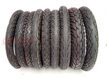 1pcs 16/14*3.0/2.5/2.125 Motorcycle tires electric motorcycle bicycle tires inner tube + tues Motorcycle parts(China)