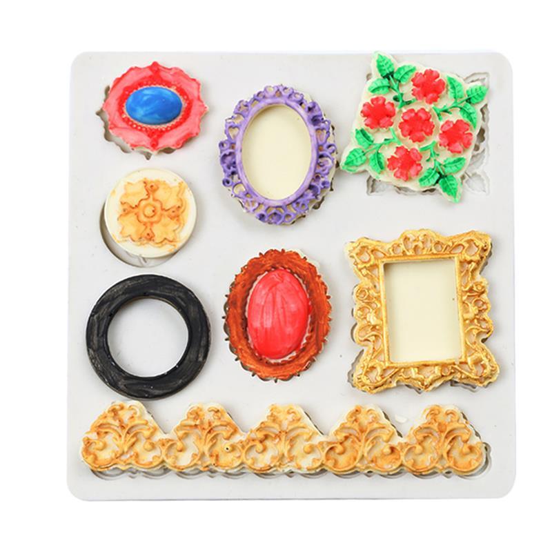 Mujiang Ahornblatt Silikonform Backen Kuchen Fondant-Kuchen Dekorieren Tools Marihuana Blätter Süßigkeiten Schokolade Gumpaste Form