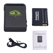 High quality GPS tracker Mini GPS/GSM/GPRS Car Vehicle Tracker TK102B Realtime Tracking Device Person Track Device