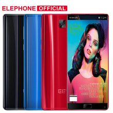 Original Elephone S8 Mobile Phone 6.0'' 2560x1440 21.0MP 4G LTE Smartphone Android 7.1 4000mAh Fingerprint 4GB 64GB Cellphones(China)