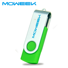 Moweek 2016 real capacity 4g 8g 16g 32g 64g usb flash drive usb 2.0 pen drive cle usb memory stick fashion U disk gift