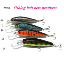 Great Discount!Retail fishing lures,assorted colors quality Minnow 12.5CM 14g,Tungsten ball bearking 2017 penceil bait topwater
