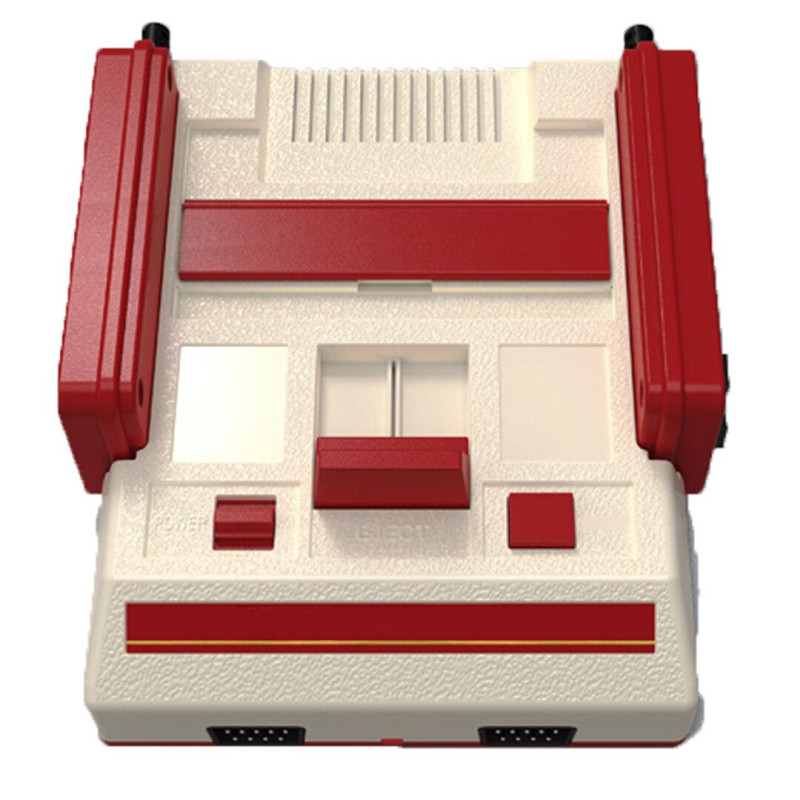 Classic Nostalgic Game Machine Classic Family Retro TV Video Game Console Gift Game card player Double Handles Operation jeux