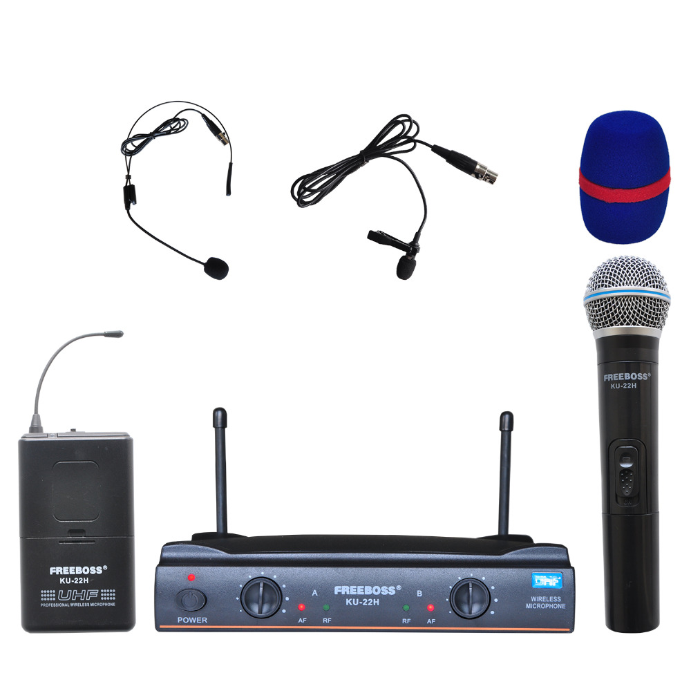 KU22-H   01-1 Wireless microphone