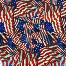 CS-GW1245 0.5*20M New Hydrographic American Flag Water Printing Film Pattern Water Transfer Printing Film