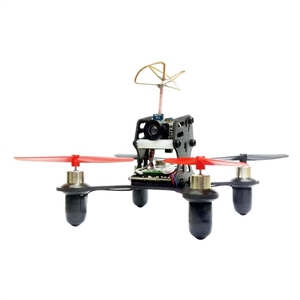 SPCMAKERS SPC90X Micro FPV MINI Racing Drone Tiny Quaducopter Free Adjustment BNF 3.7V Input with FUTABA SBUS Receiver<br><br>Aliexpress