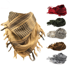 Military Tactical Scarf Outdoor Sports Cycling Bicycle Riding Multi Variety Use Turban Veil Head Wrap Scarves Face Mesh Bandanas