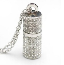 Fast Shipping Usb Jewelry Flash Drive 64GB Usb 3.0 Pen Drive 512GB 32GB Pendrive 3.0 Memory Stick 16GB 128GB Necklace Chain Gift