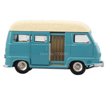 DINKY TOYS Estafette Renault Camping Ref. 565 Atlas Car model Alloy Diecast Antique Best Christmas Gift for collector or kids(China)