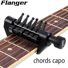 Flanger Guitar Chords Capo Acoustic Guitar Fingerstyle Essential Spider Umlaut Capo(China)