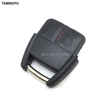TEMREIPO 20pcs/lot Replacement 2 buttons remote key case shell fob for Chevrolet key shell Fob(China)