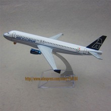 16cm Metal Aircraft Plane Model Air MEXICANA A320 Airlines Airbus 320 Airways Airplane Model w Stand