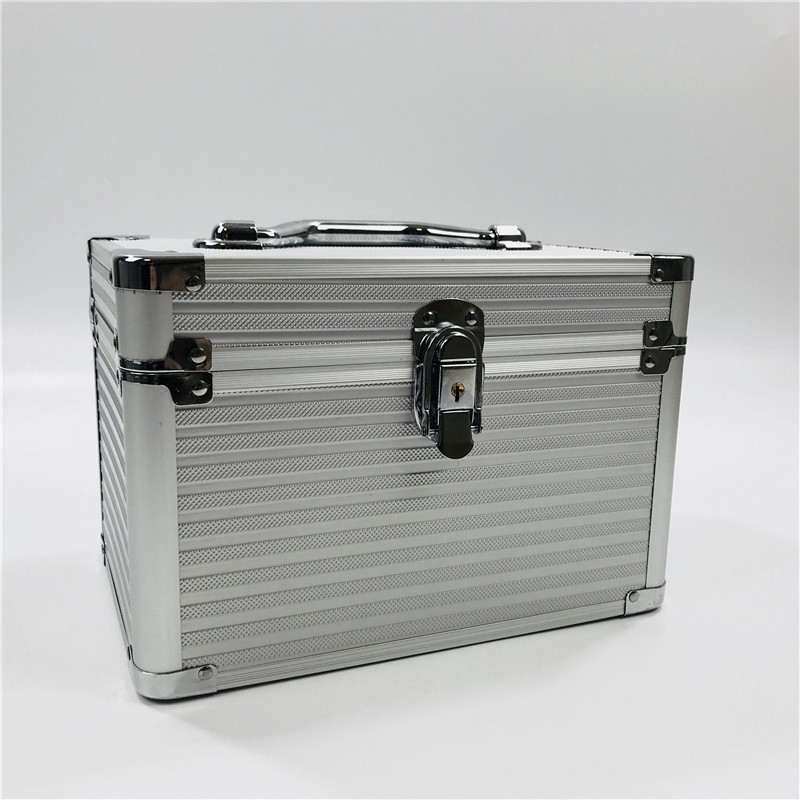 NEW Fashion 2 Layers Storage Box Beauty Case For Cosmetics,Cosmetic Bag For Make Up,Girls Gift Jewelry Storage Box<br>