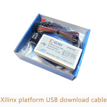 Xilinx Platform Cable USB Download line Jtag Programmer Downloader for FPGA/CPLD support XP/WIN7/WIN8/Linux XC2C256 Chip