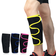 1PCS Calf Guard Leg Sleeves Football Soccer Basketball Cycling Running Shin protective Pads Shin Guard Calf Protector