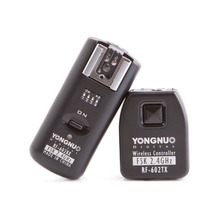 Yongnuo RF-602 for Canon, Wireless Remote Flash Trigger for Canon EOS:1Dseries, 5Dseries, 7D, 60D, 50D, 40D, 30D, 20D, 10D, 550D