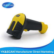 YK-A8 Best 1D Laser Scanner Bar code Reader USB/ RS232/PS/2 Interface 150 Times/sec Free shipping(China)