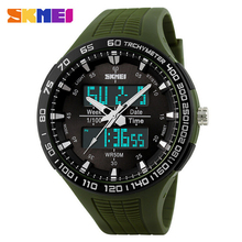 SKMEI Brand Outdoor Casual Dress Sports Watches Men LED Watch Military Men Sport Digital Quartz Wristwatches relogios masculinos