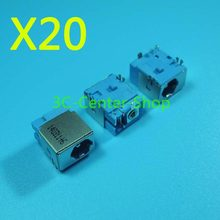20 PCS New Original Laptop dc power jack Connector For Acer Aspire 2480 3100 3690 3680 4720Z 5070 4520 4520G +Tracking Number(China)