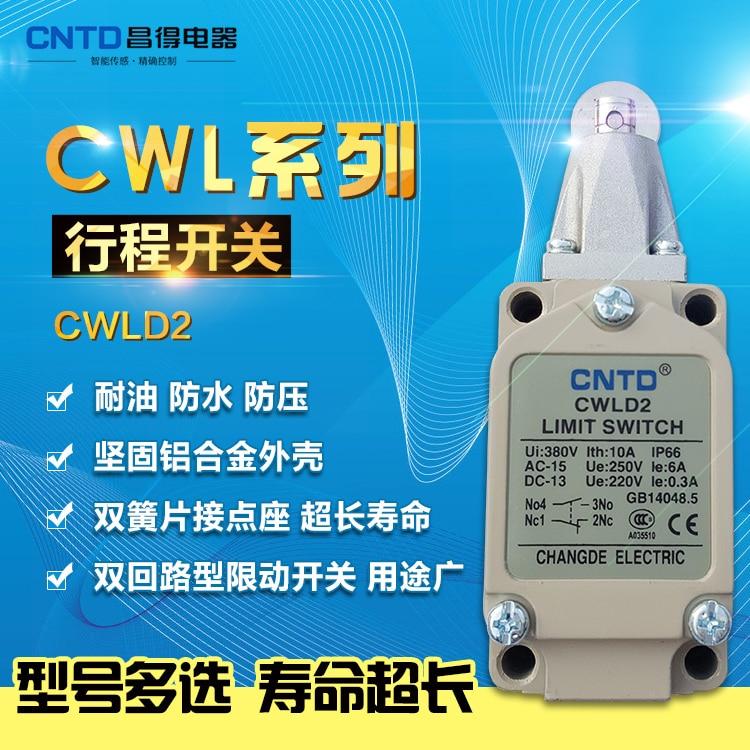 Fretting Switch Stroke Switch Limit Switch CWLD2 TZ-5102<br>