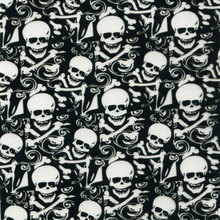 TSAUTOP Size 0.5m x 20m hydro dipping hydrographic film water transfer SKULL WDF043(China)